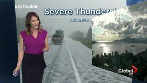 B.C. evening weather forecast: July 17