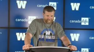 RAW: Blue Bombers Mike O'Shea Media Briefing – July 18