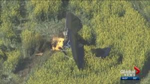 2 small aircraft crashes in Alberta being investigated by TSB