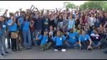 International students return to Fleming College in Peterborough