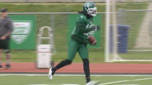 Roughrider DB Ed Gainey aiming higher in 2018