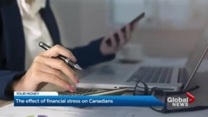 Did you know most Canadians worry about their finances every day for about an hour?