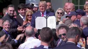 Trump signs 9/11 Victim Compensation Fund into law