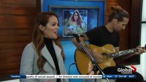 Andie Duquette Performs 'Nothin' on Me'