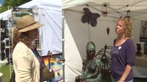 Artfest Kingston draws thousands to the annual festival