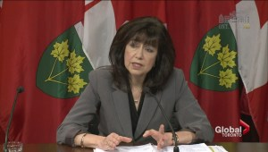 Auditor general says Liberal hydro plan to cost $4 billion more than necessary