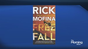 Bestselling Canadian author Rick Mofina's Free Fall