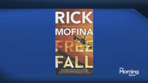 Bestselling Canadian author Rick Mofina's Free Fall (05:47)