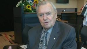 Tim Hortons co-founder Ron Joyce dies at 88