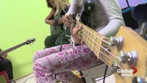Local band teams up with Lethbridge Girls Rock Camp to replace stolen guitars
