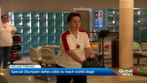 Montreal Special Olympian defies odds to reach world stage