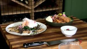 Farm-fresh ingredients highlight Odla's menu