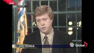 20 years of Keith Baldrey's hair on Global News