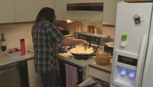 Montrealer spends $2/day for food