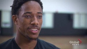 Looking back at DeMar DeRozan's career with Toronto Raptors