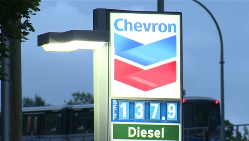 Metro Vancouver Gas Prices Fall More Than 40 Cents From Record Breaking May Highs Globalnews Ca