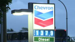 Metro Vancouver gas prices take big dip