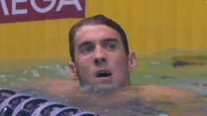 Michael Phelps shows dominance in Men's 200m Medley