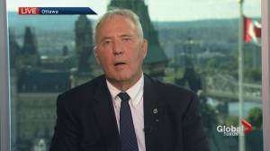 Bill Blair discusses appointment to cabinet