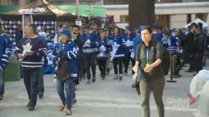 Rare afternoon Leafs' game expected to cause extra traffic congestion