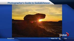 Photographers guide to Saskatchewan
