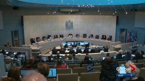 Edmonton council ends budget deliberations
