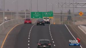 Bowfort Road and 16th Avenue interchange officially open (03:32)