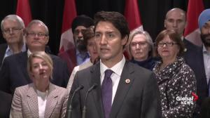 Justin Trudeau says he 'misspoke' after commenting Canada should phase out oilsands