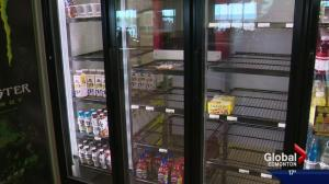 Fort McMurray wildfire: emergency supplies ordered for Conklin-area stores