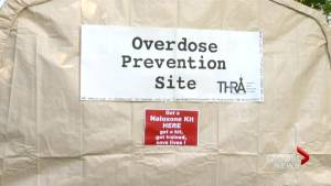 Toronto's first interim supervised injection site opens