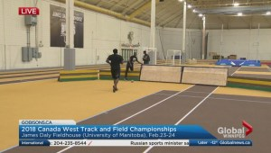 2018 Canada West Track and Field Championships: Shot Put and Weight Throw