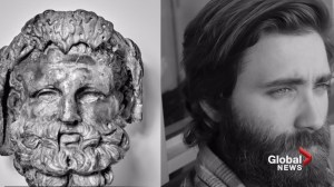 Montreal photographer pairing people with ancient doppelgängers