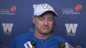 RAW: Blue Bombers Mike O'Shea – July 25 (07:17)