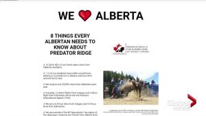 """We love Albertans!"": BC golf resort"