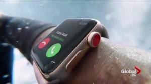 Apple unveils latest iPhones and watch