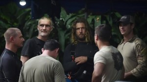 Canadian diver involved in Thailand cave rescue describes mission