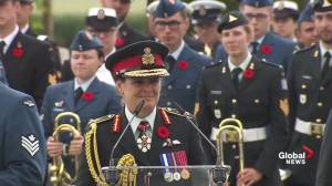 D-Day 75: Governor General Julie Payette honours sacrifice of Canadians