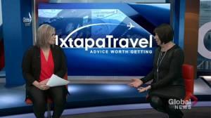 Travel Tips: winter getaway options from Ixtapa Travel