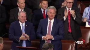 Kevin McCarthy named GOP nominee for House Speaker