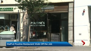 Employees shut down Toronto poutine shop over 'unsafe working conditions'
