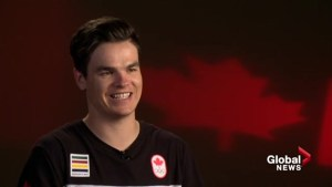 2018 Olympic athlete Mikael Kingsbury: Moguls king is the man to beat in South Korea