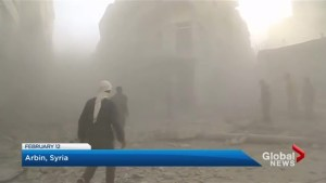 Violence escalates on Syria's battlefields