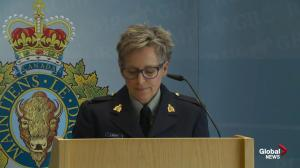 RCMP read statement from family of Jasper-area crash victims