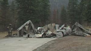 Loon Lake fire anniversary
