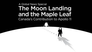 The Moon Landing and the Maple Leaf: Canada's Contribution to Apollo 11