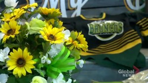 Saskatchewan town grieving after at least 15 dead, many injured following Humboldt Broncos bus crash