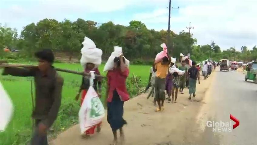 Aung San Suu Kyi stripped of Freedom of Oxford over Rohingya violence