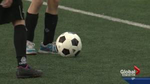 Free kicks offered through Edmonton soccer program