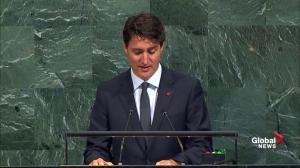 PM Justin Trudeau sends Canada's condolences to Mexico, Caribbean