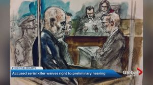 Bruce McArthur waives right to preliminary inquiry